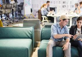 The tech industry is famous for its new-age offices,- India Tv