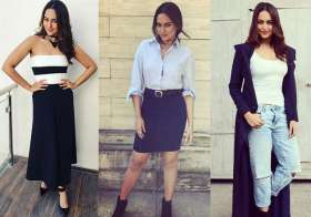 Sonakshi Sinha Force 2 promotions- India Tv