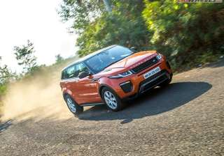 9.) Range Rover Evoque: The compact luxury crossover is one of the most coveted SUVs in the country. Lauded for retaining the features, amenities and off-road capabilities of a traditional Range Rover in a smaller package, the Evoque is propelled by a 2.2-litre powerplant.