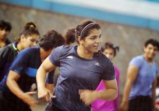 Sakshi, who qualified through second Olympic Games World Qualifying Tournament in Istanbul, battled social biases and sexism to learn wrestling. She took up the sport when she was just nine years old.