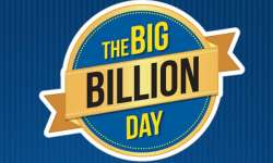 Flipkart to hold five-day 'Big Billion Day' sale from- India Tv