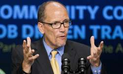 Tom Perez elected as the new chairman of the US Democratic- India Tv