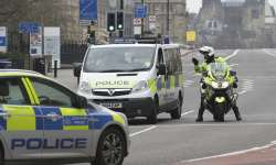 Four people were killed in the terror attack near UK- India Tv