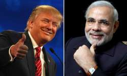 Narendra Modi, Donald Trump's meeting has Pakistan- India Tv