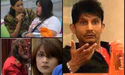 bigg boss controversies and fights