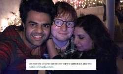 ed sheeran bollywood celebrities trolls