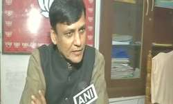 BJP's Bihar chief Nityanand Rai said fingers, hands raised