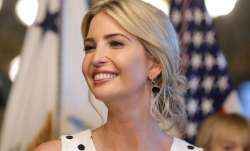 File pic of Ivanka Trump