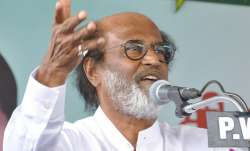 File pic of Rajinikanth