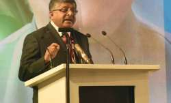 Information and Technology Minister Ravi Shankar Prasad