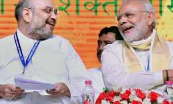 PM Modi's popularity 'rises unabated', says Amit Shah after