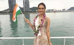 Manushi Chillar, Miss World 2017