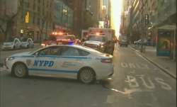 Terror attack in Manhattan,