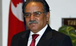 Pushpa Kamal Dahal, chairman of the Communist Party of Nepal