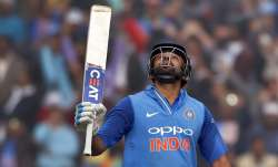 Skipper Rohit Sharma rose to the occasion when it mattered