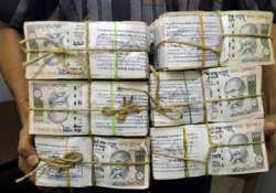 File pic - Indian currency.