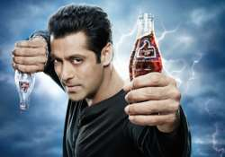 Coca Cola, Salman Khan, Thums Up- India Tv