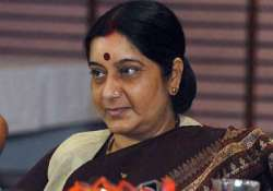 Sushma Swaraj exposes stage-managed kidnapping of Indian in- India Tv