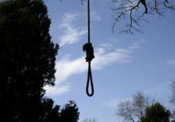 Engineer, doctor wife, daughter hang themselves, leave