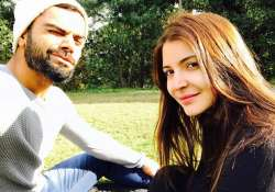 virat posted a sweet message for Anushka on instagram
