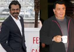 Rishi Kapoor and Nawazuddin Siddiqui- India Tv