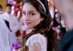 Feel happy in simple things of life: Shraddha Kapoor- India Tv