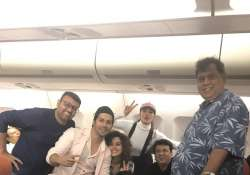 Its a wrap for Varun Dhawan Taapsee Pannu starrer Judwaa 2