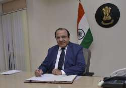 Achal Kumar Joti takes over as new Chief Election