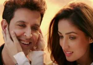 Blind Hrithik paints the beautiful and colourful story in- India Tv