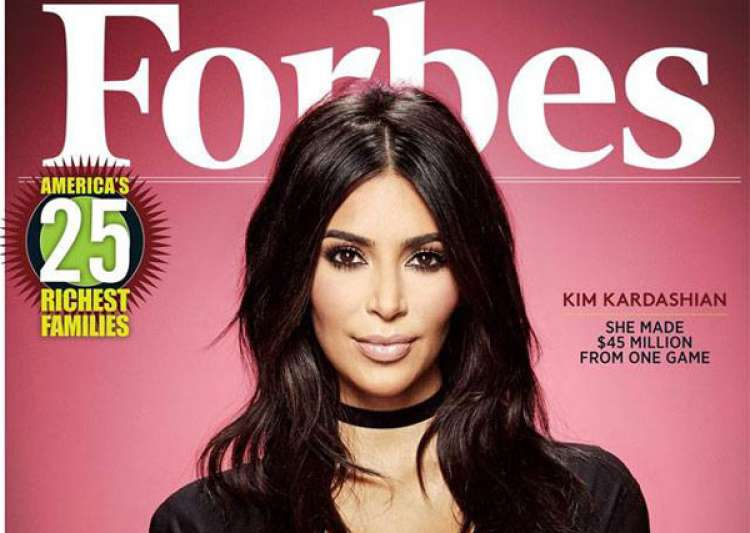 Kim kardashian gave back to haters with 51 million earnings