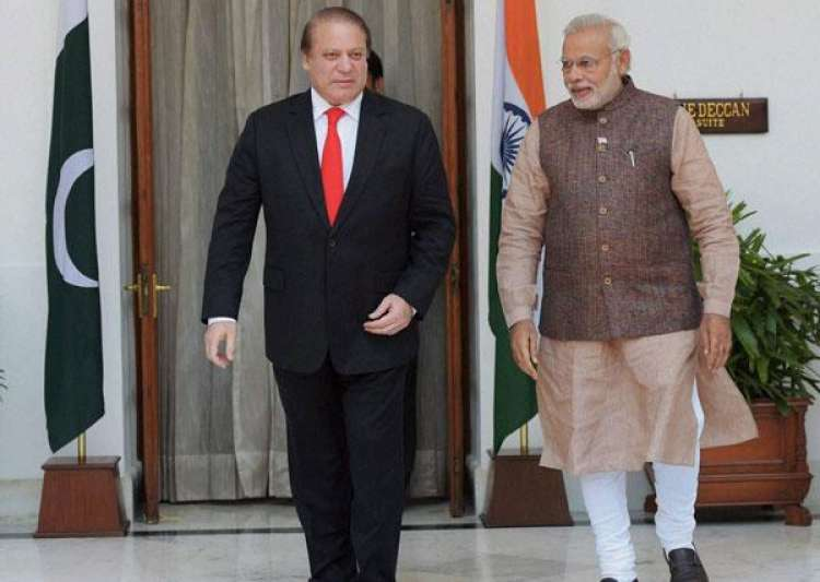 Suspicion over PM Modi's Pak visit- India Tv