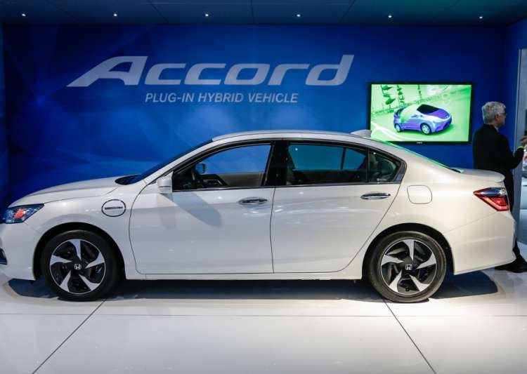 honda accord hybrid bookings starts launch in october. Black Bedroom Furniture Sets. Home Design Ideas