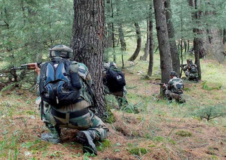 Army denies reports claiming cross-LoC operation - India Tv
