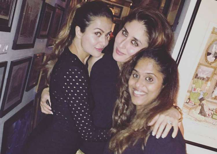 Kareena Kapoor's private birthday bash pictures are out- India Tv
