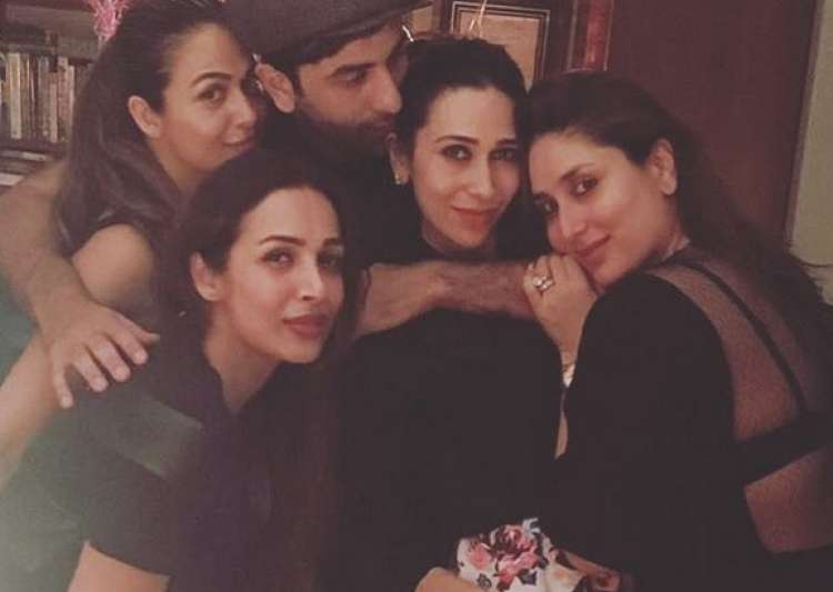 At Kareena's birthday party absence of this 'Kapoor'- India Tv