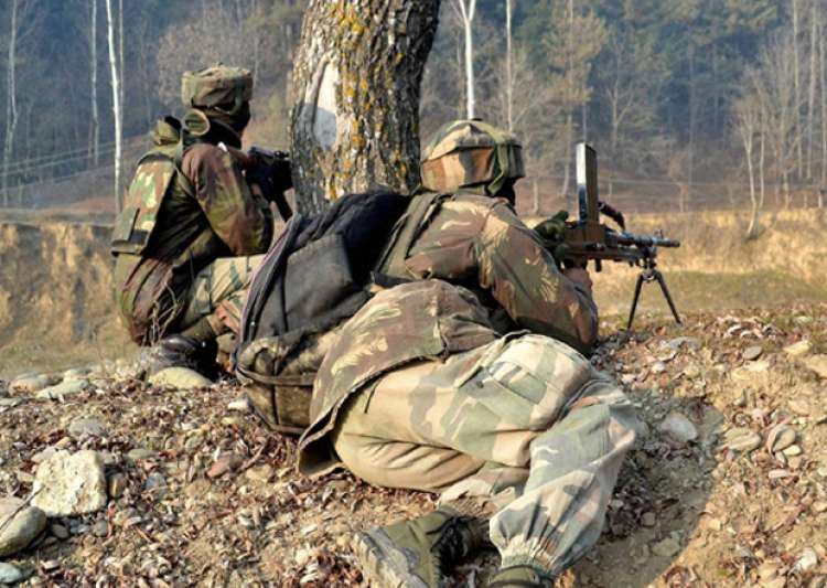 One militant killed in Kashmir's Bandipora- India Tv