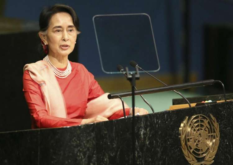 Aung San Suu Kyi- India Tv