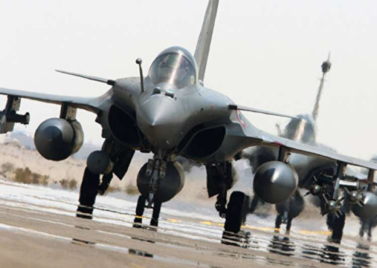 India inks 36 Rafale fighter jets deal with France worth Rs- India Tv