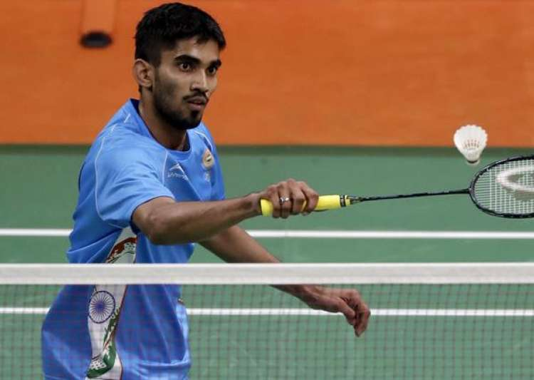 Shuttler Kidambi Srikanth | India TV- India Tv