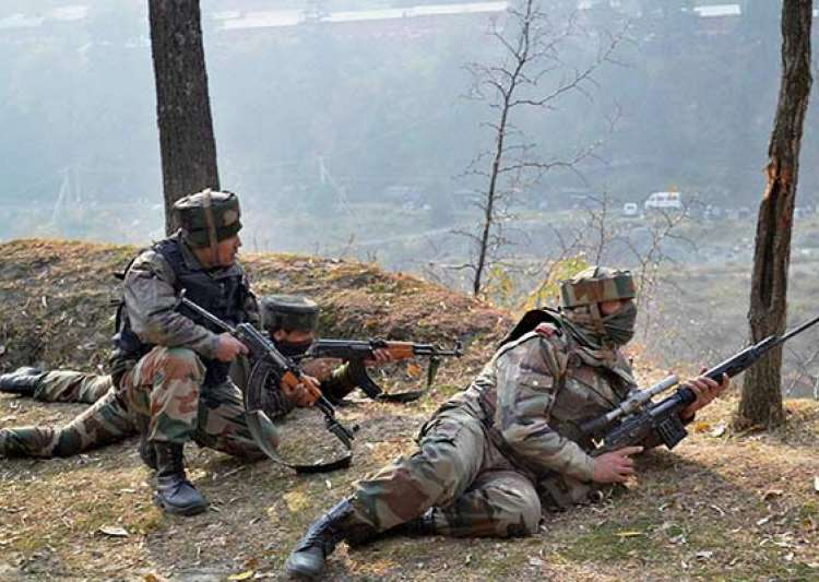 Army was alarmed about Lashkar's plan to strike Uri base- India Tv