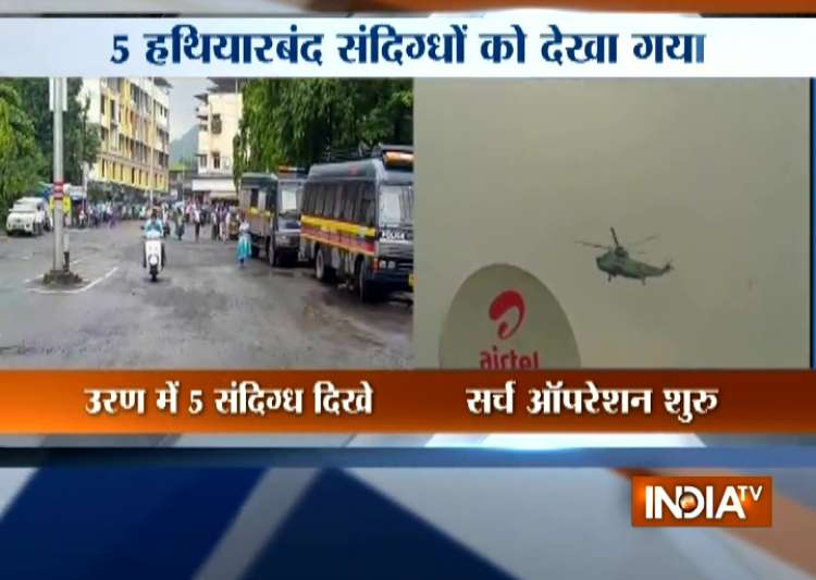 Police on alert after suspicious movement near Naval base- India Tv