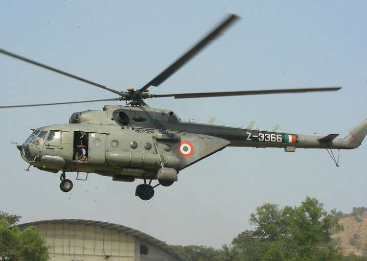 Mi-17 helicopter, Mi-17, Indian Air Force, Chamoli- India Tv