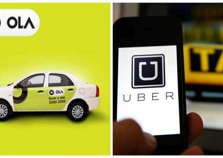 Google announces that users cab book uber,ola from their- India Tv