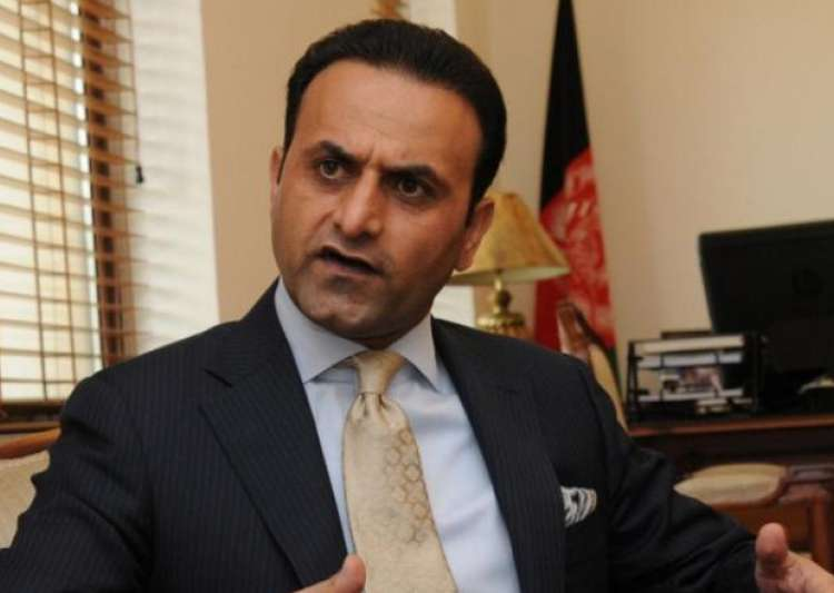 File pic of Afghanistan's Ambassador to India Shaida- India Tv