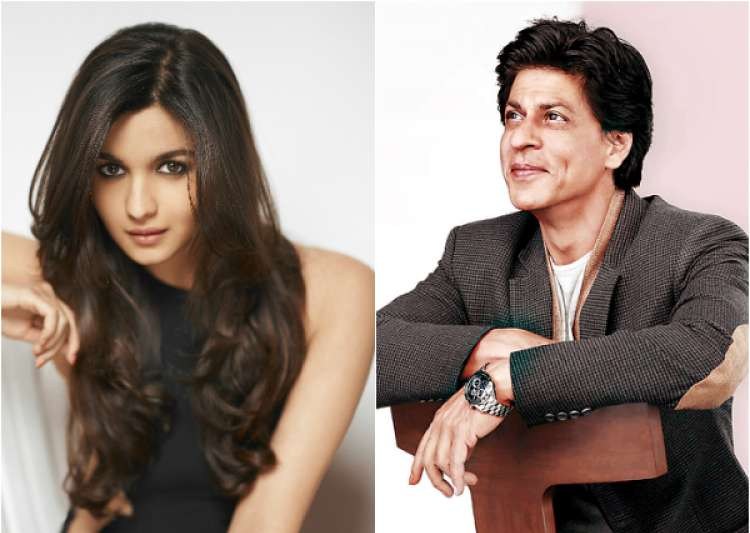 Alia asks SRK why Mondays can't be happy; here's what- India Tv