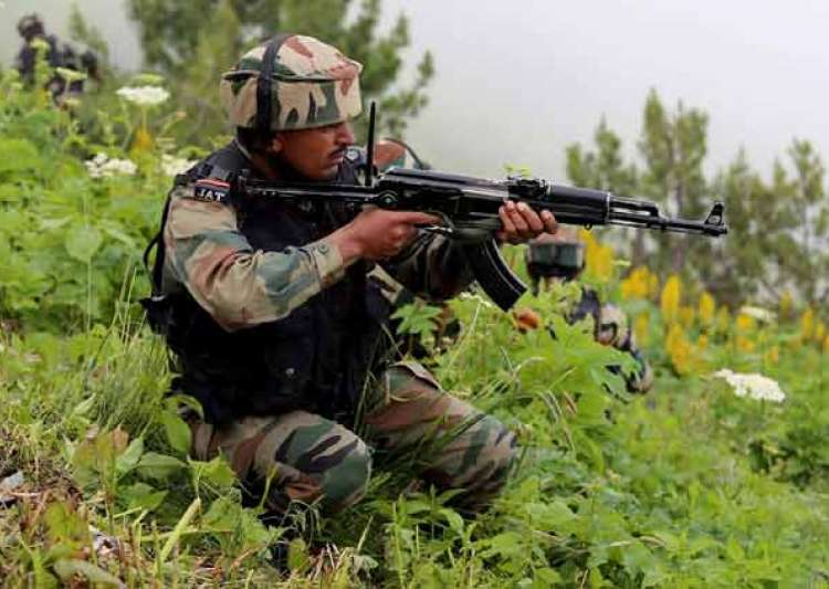 Another Indian soldier was today killed when Pakistan Army- India Tv