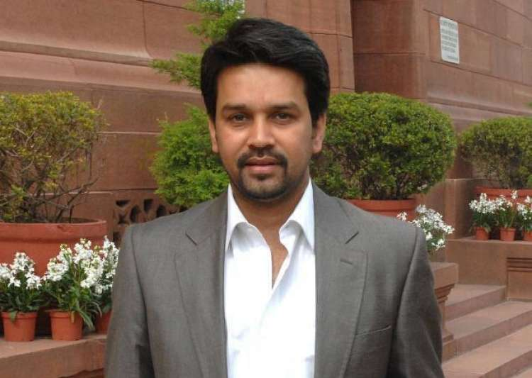File Photo of Anurag Thakur- India Tv