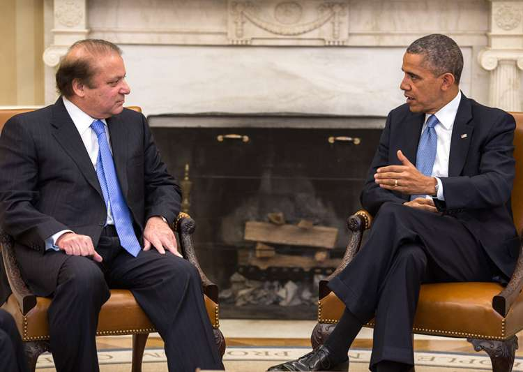 Barack Obama, Nawaz Sharif- India Tv