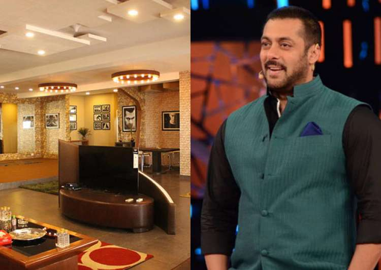 Check out the inside pics of Salman's luxurious Bigg Boss- India Tv