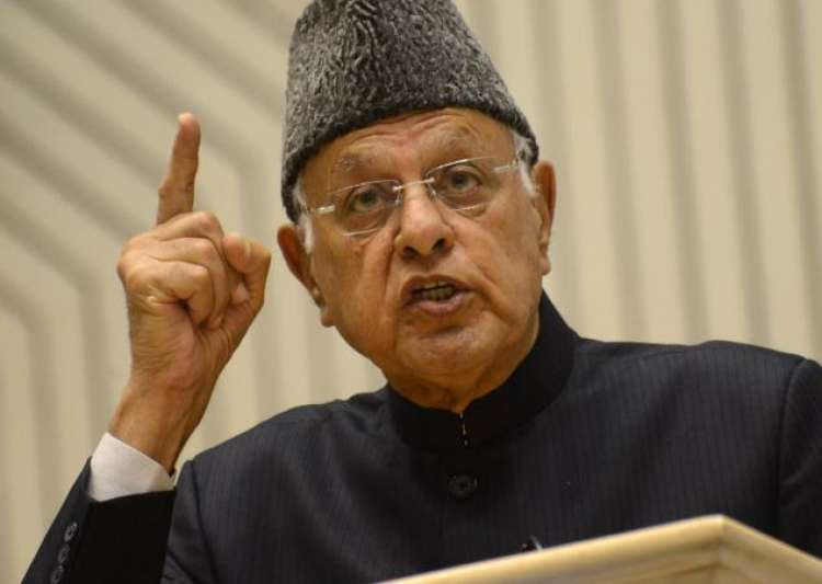 File photo of Farooq Abdullah- India Tv